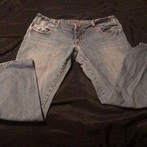Women's American Eagle size 12 jeans